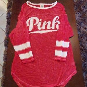 Pink label lightweight jersey nightshift